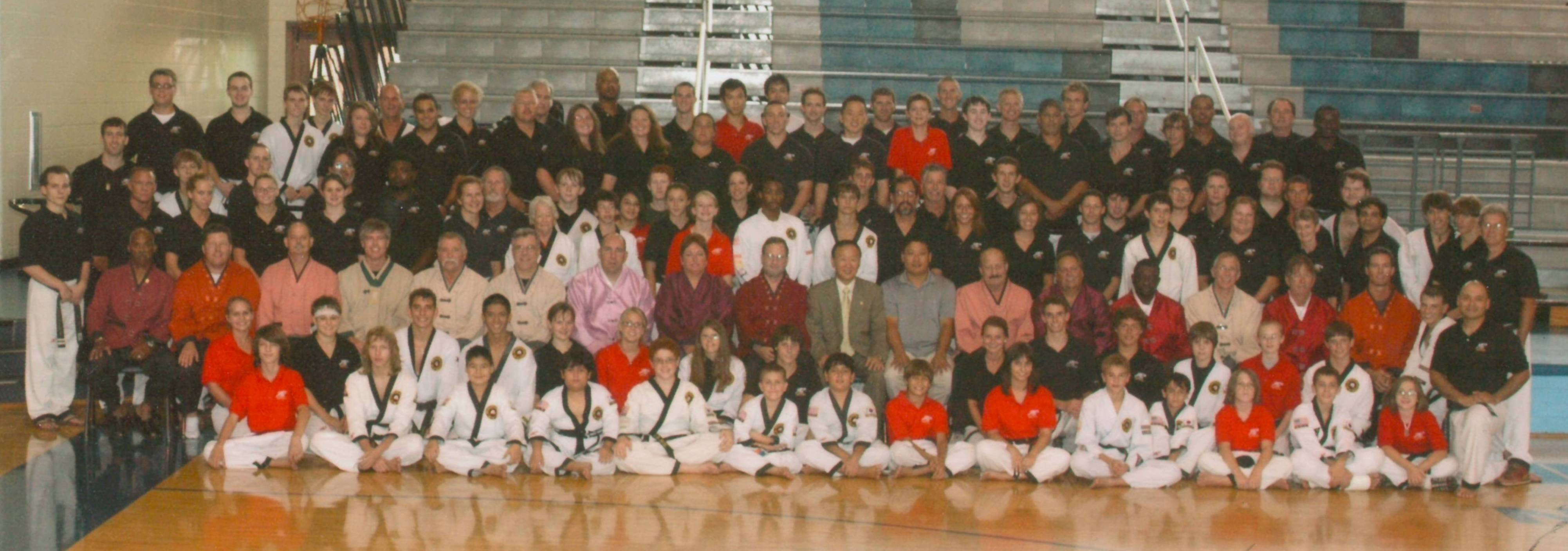 Black Belt Instructors